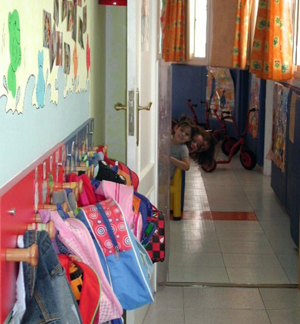 Los Menceyes es la única escuela infantil municipal de Candelaria. / DA