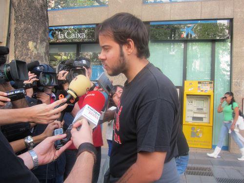 El rapero ha sido condenado por enaltecimiento del terrorismo