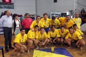 Gran Canaria es la vigente campeona tras derrotar en la gran final de 2013 a La Palma. / DA