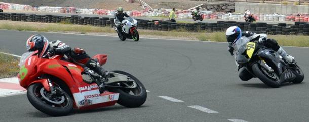 motos circuito Tarajalillo
