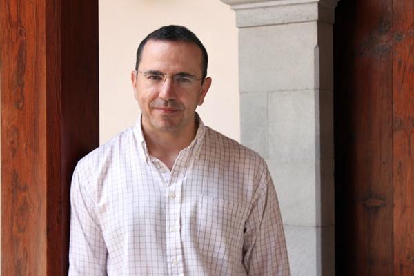 Nicolás Jorge Hernández, portavoz socialista en Granadilla. / DA