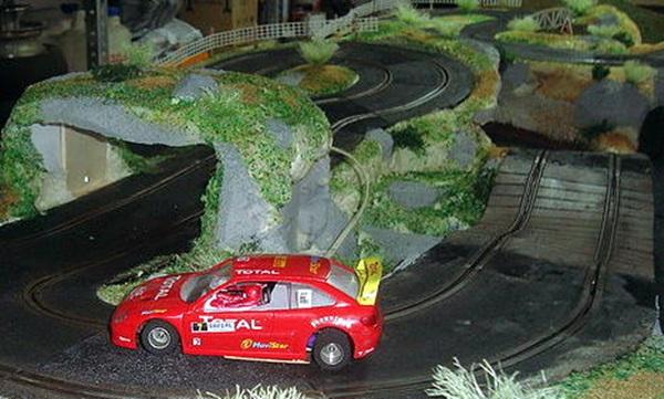 slot rally Mirador Garañona
