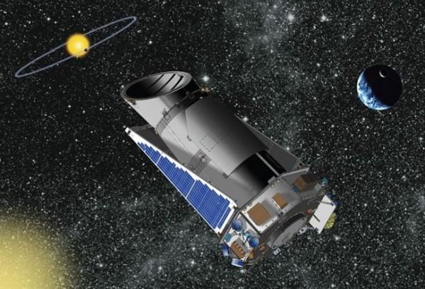 El telescopio Kepler. | EP