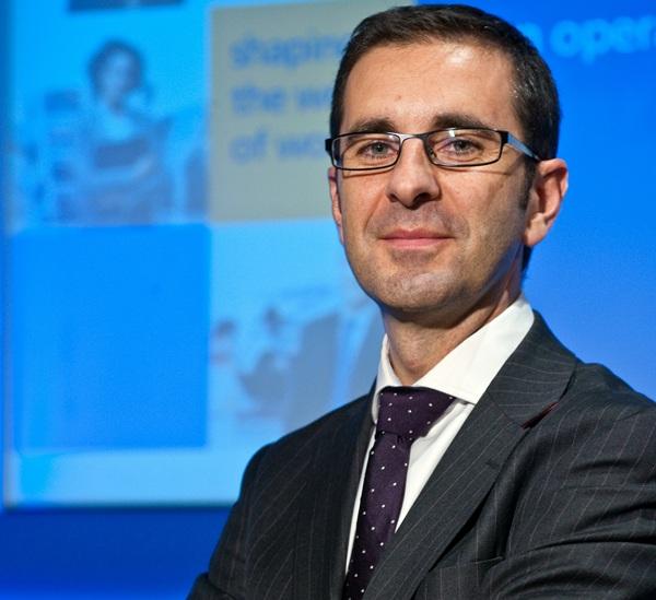 Oscar Gutiérrez, director de zona de Randstant. / DA