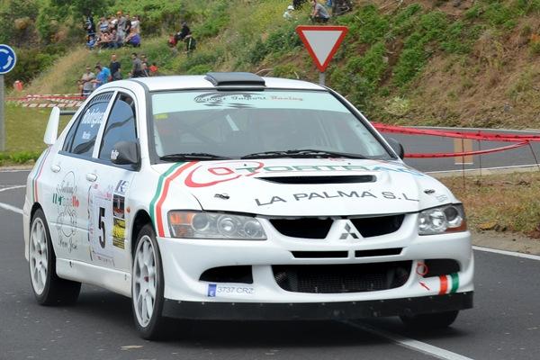 Evelio Rodríguez Rally