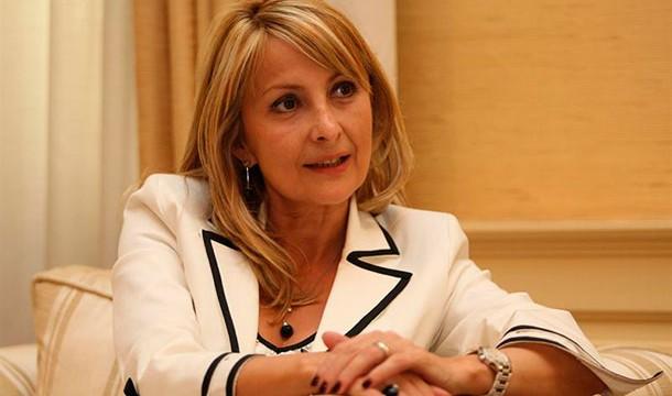 Australia Navarro, candidata del PP a presidir el Gobierno canario