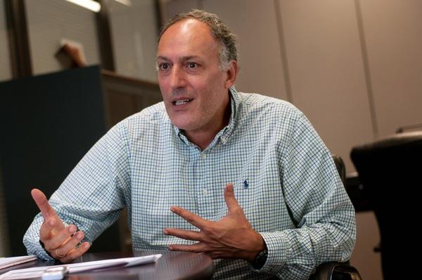 Cándido Padrón, viceconsejero de Acción Exterior del Gobierno de Canarias. / DA