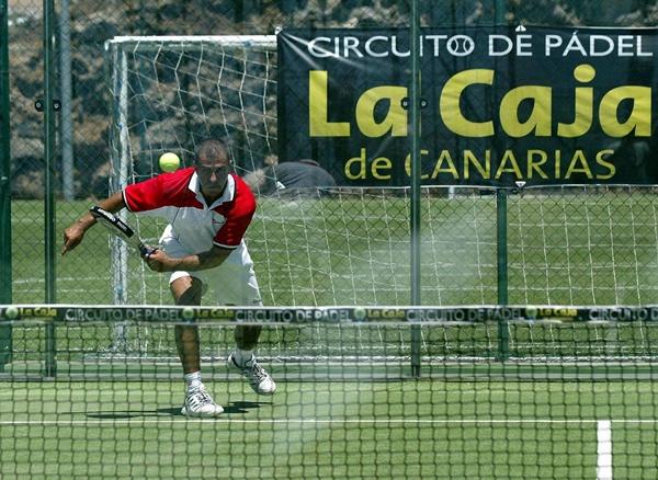 Domínguez está en la penúltima ronda. | SERGIO MÉNDEZ