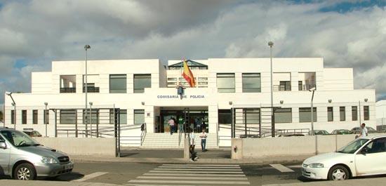 Comisaría del CNP de Arrecife. | DA