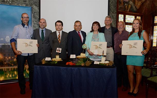 Concurso quesos Tenerife 2014