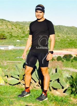 Darío Dorta correrá la prueba individual de Albacete. | DA