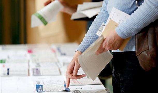 Descenso de votantes en Canarias