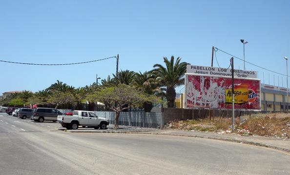 El centro de Formación Profesional se construirá junto a la piscina municipal. / J .L. C.