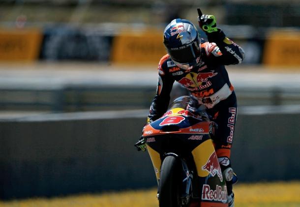 Jack MIller Moto3 Jerez 2014