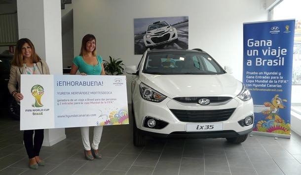 Jennifer González, Gerente de Comunicación de Hyundai Canarias,