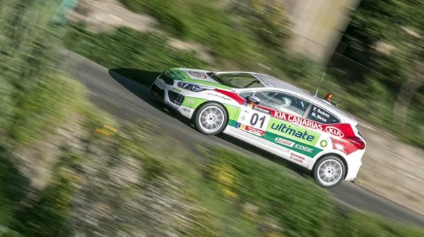 KIA Pro Cee'd GT, coche de seguridad 01