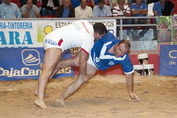 Tenerife apuesta por una composición de categorías más asequibles para los equipos. / donelia pérez