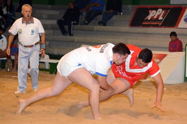 Tegueste y Rosario son los representantes de Tenerife. / SERGIO MÉNDEZ