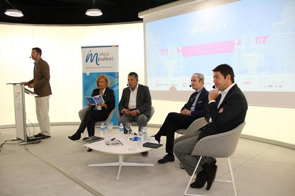 Las Jornadas de AdejeTec se celebran por primera vez en la Factoría de Innovación Turística. | DA