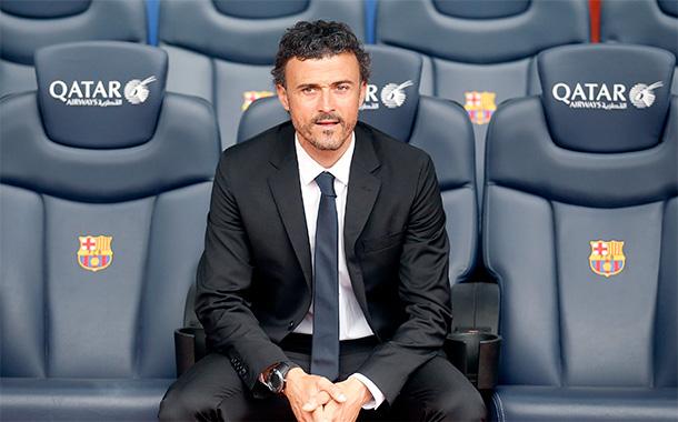 Luis Enrique FC Barcelona