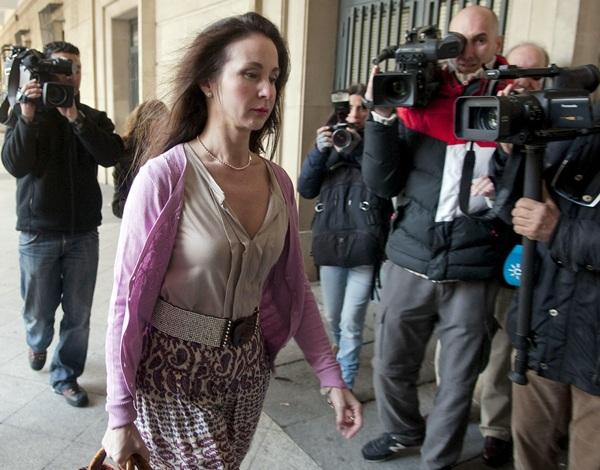 Mercedes Alaya, titular del Juzgado de Instrucción número 6 de Sevilla.  / DA