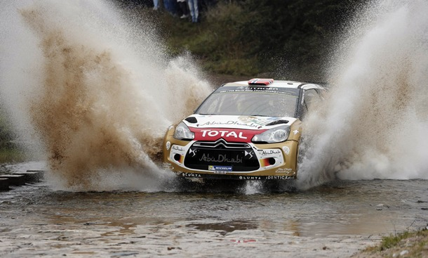 Mads Ostberg Citroën Rally Argentina