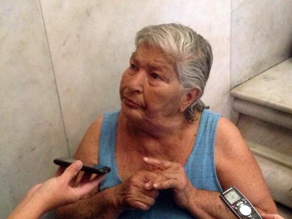 María del Carmen de la Cruz. / DA