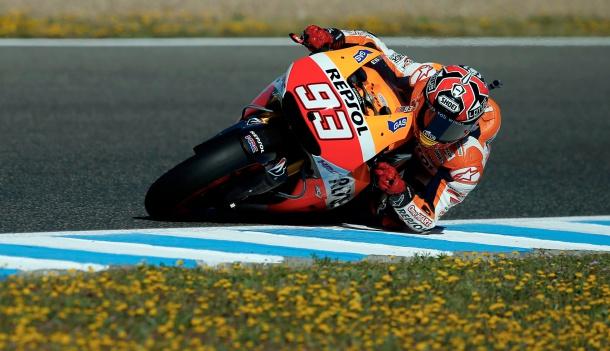 Marc Márquez MotoGP Jerez 2014