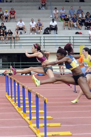 Los atletas participantes demostraron un excelente nivel. | DA