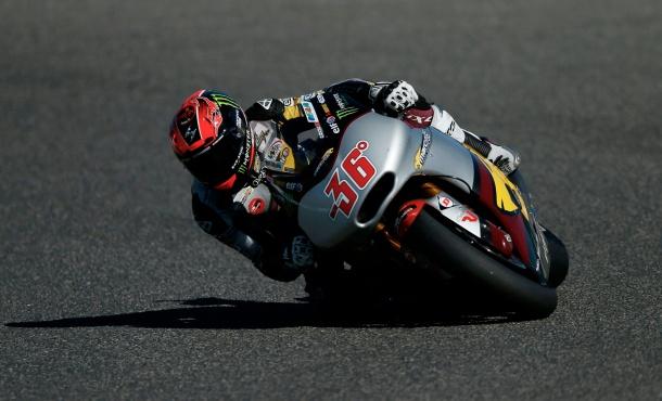 Mika Kallio Moto3 Jerez 2014