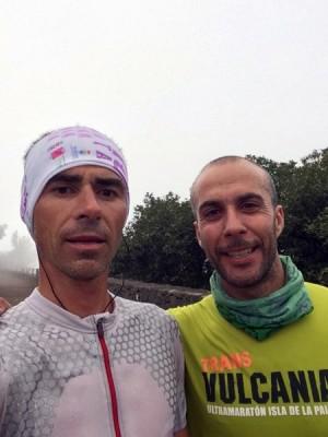Ortoll y Gallardo competirán juntos en la Quixote Legend. | DA