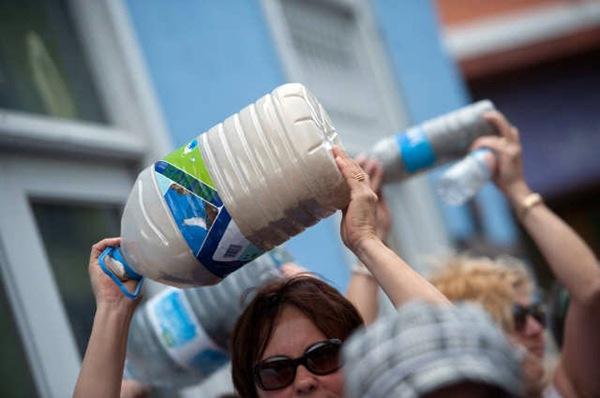 Los vecinos quieren evitar tener restricciones en el consumo. / F. PALLERO
