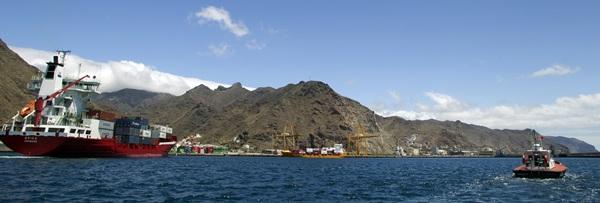 Tenerife lidera esta iniciativa junto con el puerto de Brujas, que aporta 500.000 euros. / DA