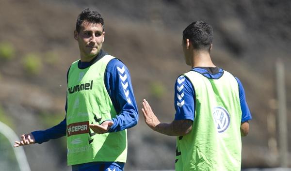 Rigo podría regresar al once inicial, supliendo a Bruno. | SANTIAGO FERRERO