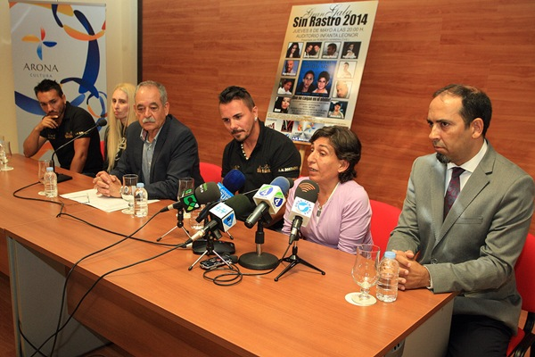 La gala se presentó ayer con la presencia de las madres de Yéremi Vargas y Sara Morales. / DA