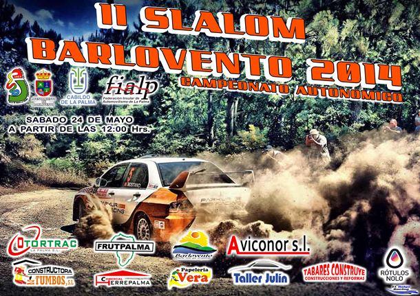 II Slalom Adea Barlovento