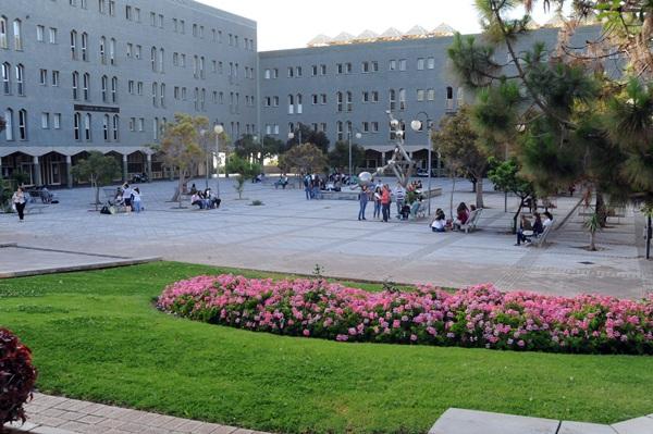 Campus Guajara, Universidad de La Laguna. / DA