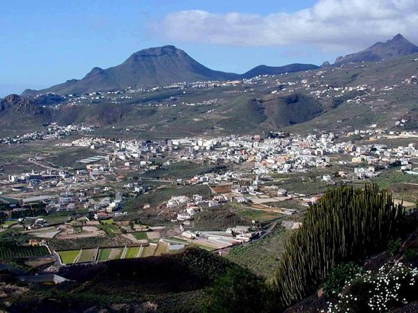 Vista del Valle San Lorenzo. / DA