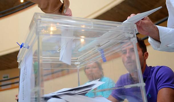 Canarias cierra con un 37,74% de participación, el segundo peor dato del país