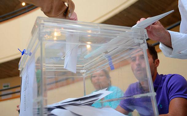 Votaciones 25M Canarias
