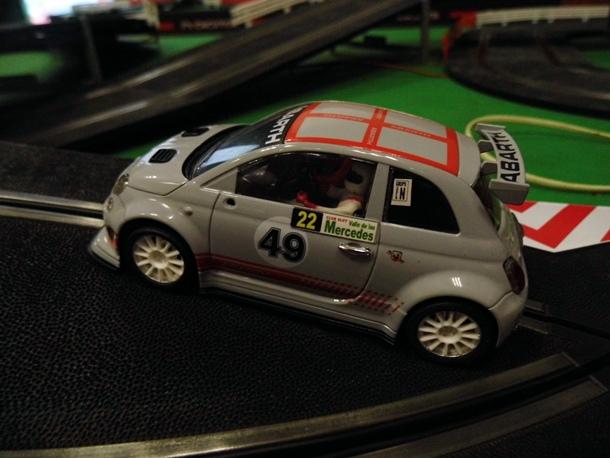 III Rallye Slot Valle de la Mercedes