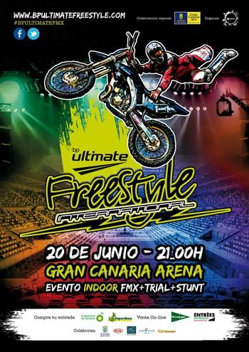 cartel freestyle Gran Canaria