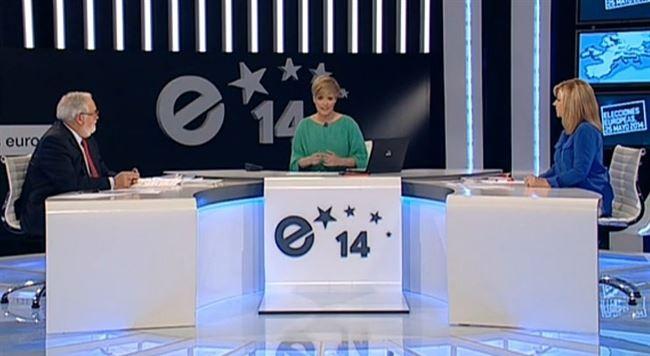 Cañete critica la herencia recibida y Valenciano niega que España haya salido de la crisis