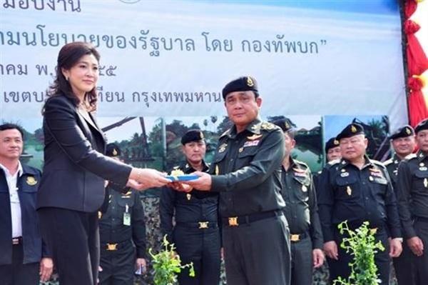 El jefe del Ejército de Tailandia, Prayuth Chan Ocha. / reuters
