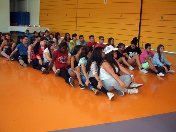 El IASS calcula que este año participarán unos 425 jóvenes en las actividades del Programa Empápate 2014. / DA