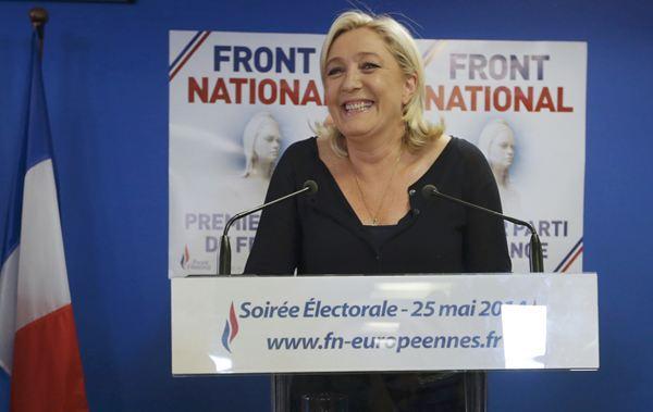 La ultraderecha se convierte en la primera fuerza de Francia. / REUTERS
