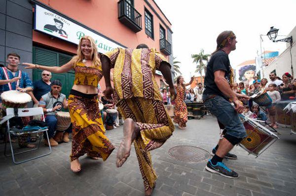 Miles de personas disfrutaron de esta nueva edición del festival. / FRAN PALLERO