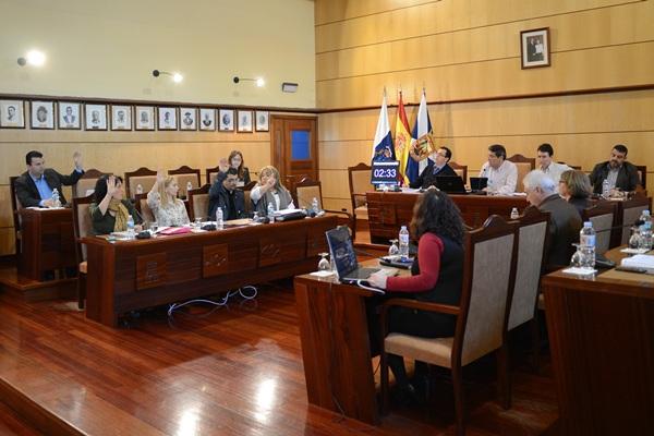 La moción de Sí se puede sobre el PGO solo obtuvo el apoyo de la oposición. | DA
