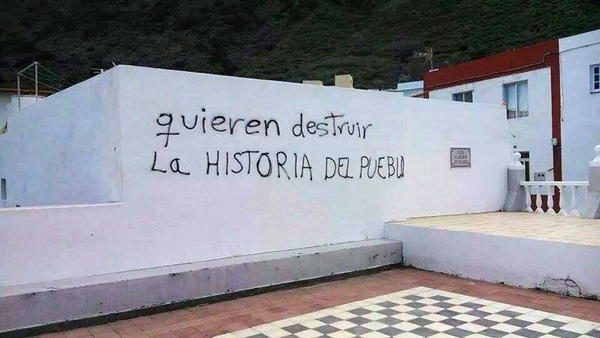 La plaza, objeto de la polémica. / DA