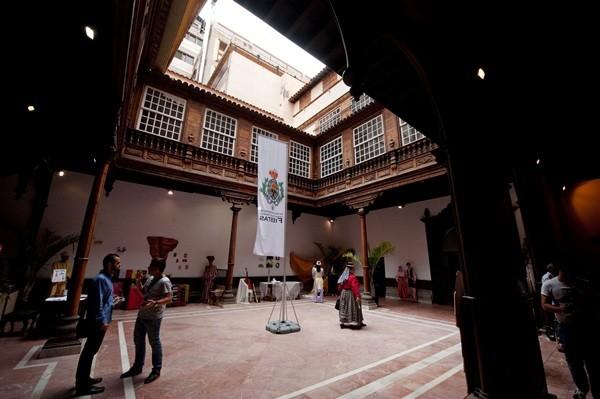 El Ayuntamiento quiere destinar el Palacio de Carta a museo de la ciudad. / F. P.